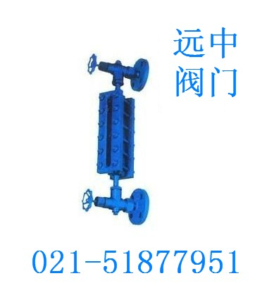 UG5-1365-80透光式玻璃板液位计