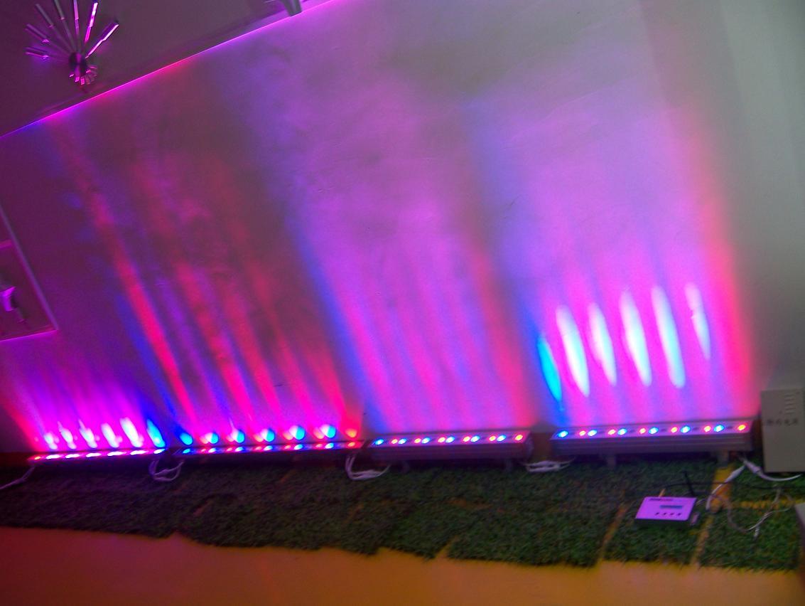 9W大功率LED洗墙灯 LED线条灯 LED 大功率LED灯具