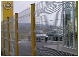 公路护栏网 铁路护拦网 隔离栅