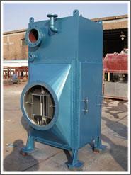 热管式水加热器
