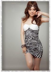 附实拍2010年新款图片色 洋装裙