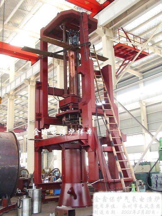 电渣炉;电弧炉,精炼炉,结晶器,水冷电缆等配件