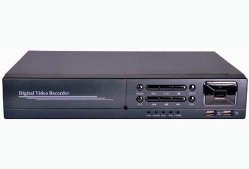 四路网络智能嵌入式硬盘录像机
