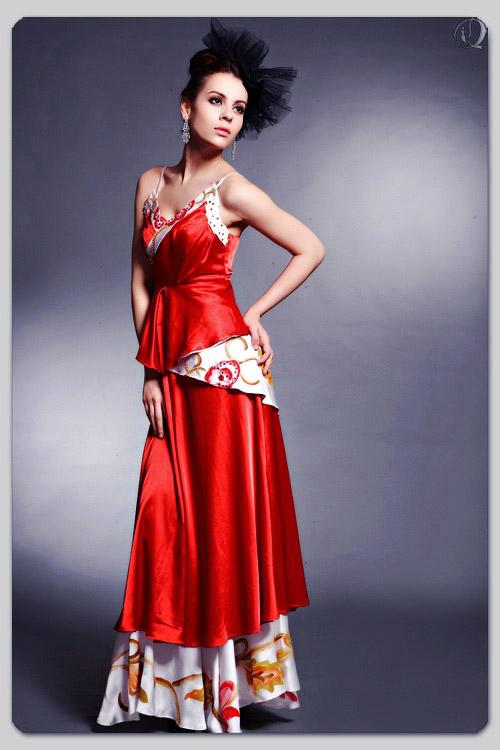维纳斯--结婚礼服中国风礼服
