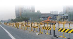 佛山遵安程专业停车场划线,道路划线,停车场设施,交通设施