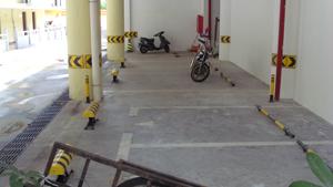 惠州遵安程专业停车场划线,道路划线,停车场设施,交通设施