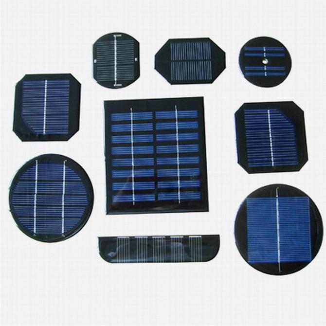小功率太阳能供电板
