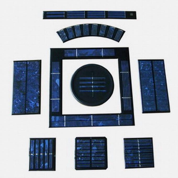 太阳能滴胶板组件