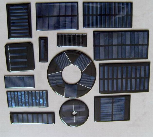 小功率太阳能光伏板