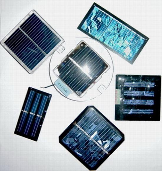 小功率太阳能模组
