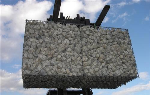 安平石笼网,石笼网,生态石笼网,边坡防护网