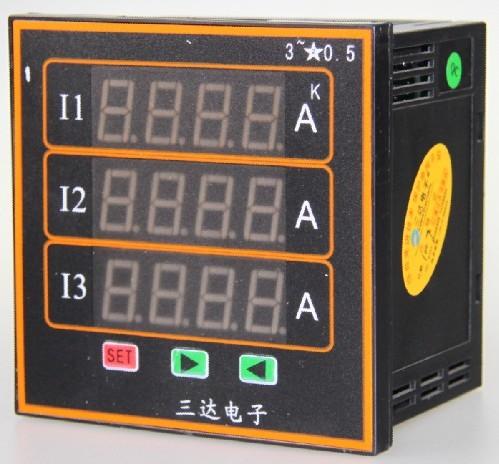 全球热销 YTAQ-3BX 无功功率表 三达好品YTAQ-3BX