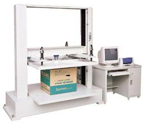 带电脑纸箱耐压强度试验机