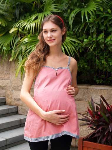 防辐射孕妇春装孕妇防辐射吊带防辐射面罩
