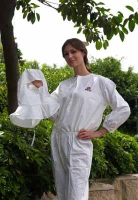 防静电防尘服装 防静电手套 防静电分体服