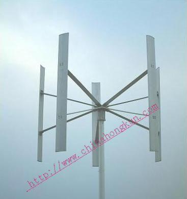 胶南垂直轴风力发电机