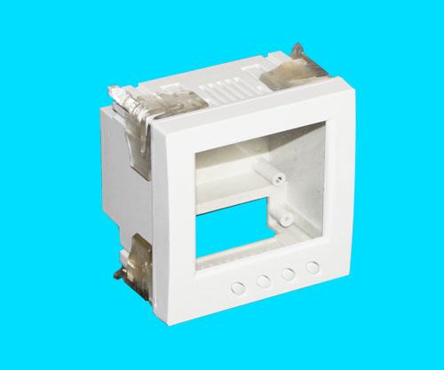 柜装仪表壳体,仪表塑料外壳