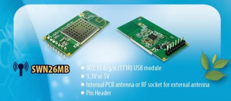 wifi module无线网卡/模块(ralink3070))