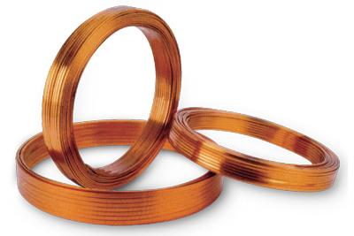 聚酰亚胺-氟46复合薄膜绕包铜扁线