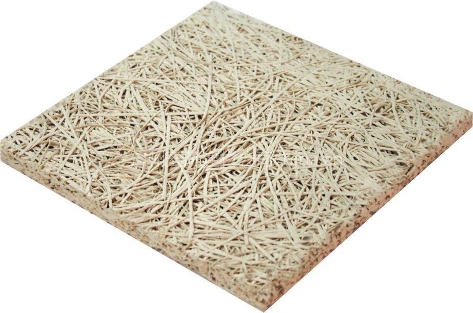 水泥木丝吸音板