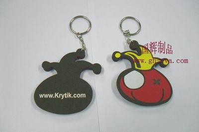 供应EVA钥匙扣
