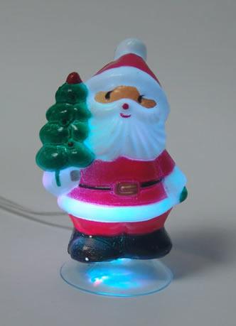 USB 圣诞老人(带吸盘)