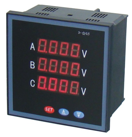 EV361三相智能电压表