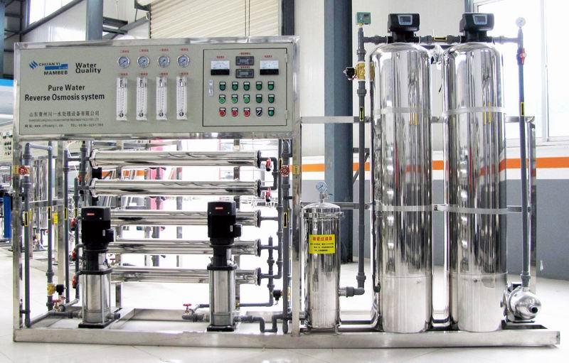 桶装水水处理设备