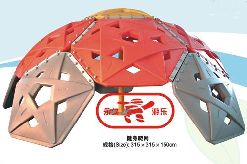 健身爬网温州永久游乐设备玩具