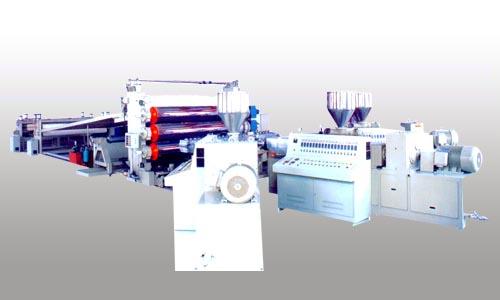 专业生产塑料建筑模板设备/塑料建筑模板机械