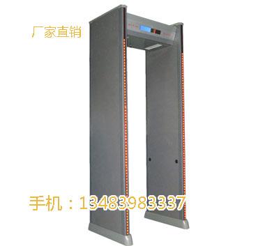 沈阳大连地下金属探测器 LCD数码金属探测门(安检门)