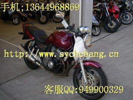 本田cb400摩托车   销售本田cb400摩托车 价格4300元   详高清图片