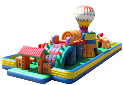 供应环保材料充气玩具│气模玩具