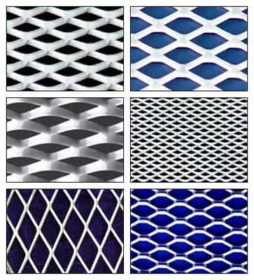 金属扩张钢板网拉伸网小型钢板网延展网小钢板网重型钢板网金属网铁板