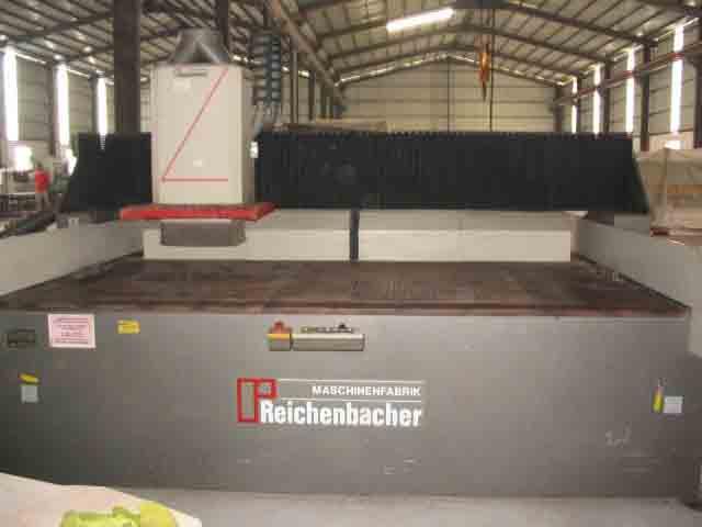 德国赖肯巴切尔CNC加工中心