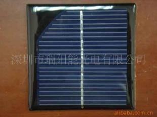 方形滴胶太阳能板