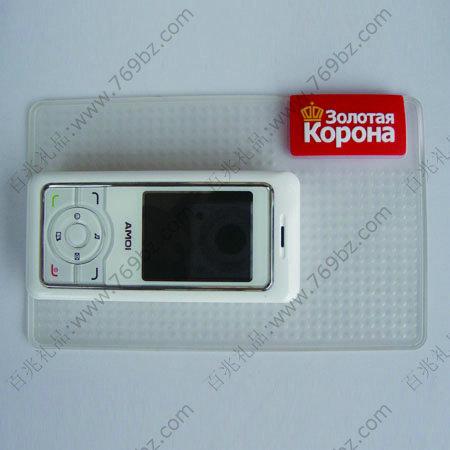 PVC手机防滑垫|手机饰品
