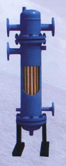 双纹管换热器