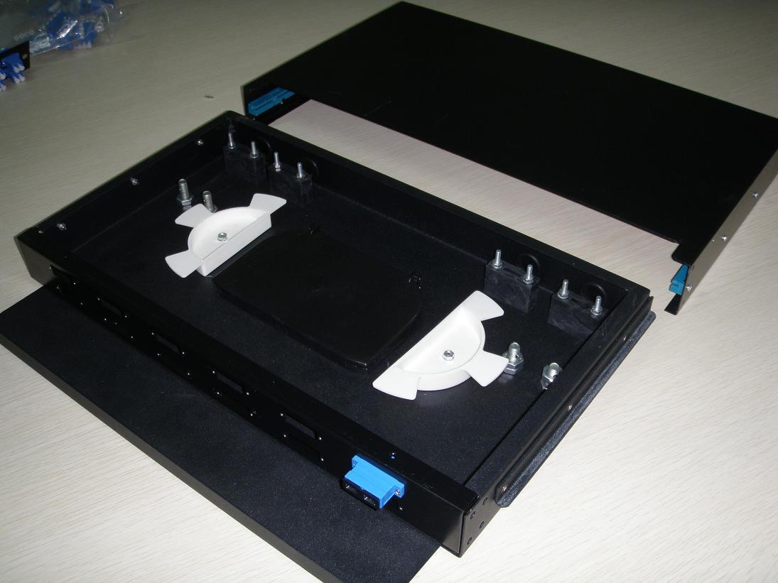 12口光纤终端盒 24口光纤终端盒 48芯光纤终端盒 SC24口