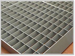 钢格板-热浸镀锌钢格板