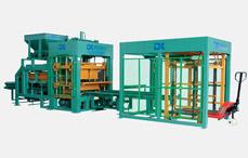 DK6-15B(单料)自动砌块成型机