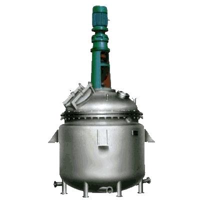 不锈钢电加热反应釜|UHT配料搅拌贮罐