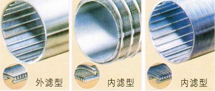 供应不锈钢过滤管,精密过滤筒,防砂筛管,筛筒