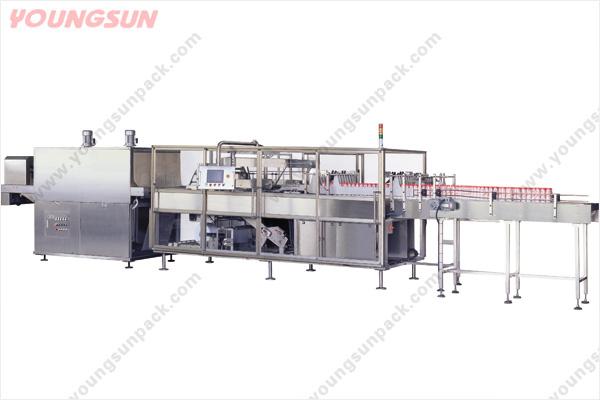 自动枕式包装机-杭州永创包装机-膜包机-纸箱包装机