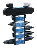 供应手动, 气动或液压方向控制阀
