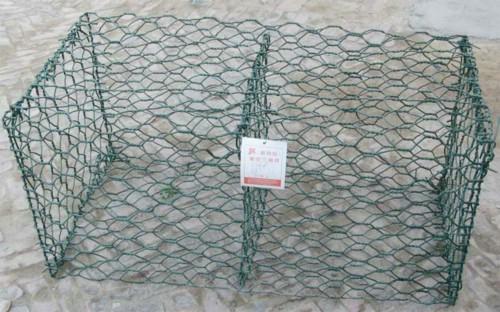 六角网拧花网石笼网