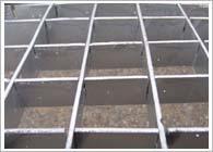 钢格板格栅板沟盖板