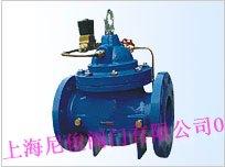 电动控制阀(600X)     上海尼俊阀门公司