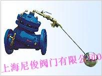隔膜式遥控浮球阀F745X   上海尼俊阀门公司