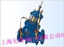 活塞式多功能水泵控制阀DS101X   上海尼俊阀门公司